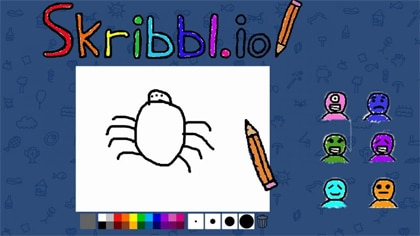 skribbl.io drawing game
