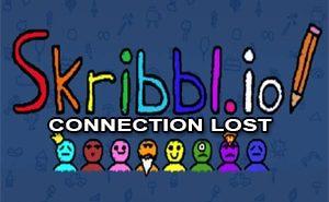 skribbl.io connection lost