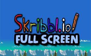 skribbl.io full screen