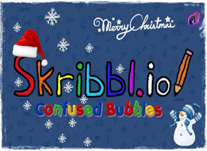 Photo of Skribbl.io Happy New Year!