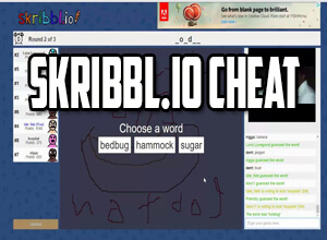 skribblio cheat