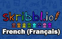 Skribbl.Io French (Français) Game