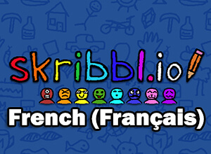 Photo of Skribbl.Io French (Français) Game
