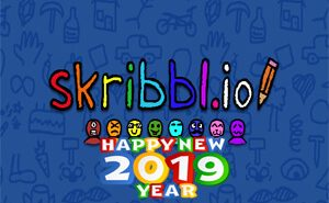 skribbl.io game 2019