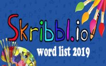 Skribbl.ioWord List 2019