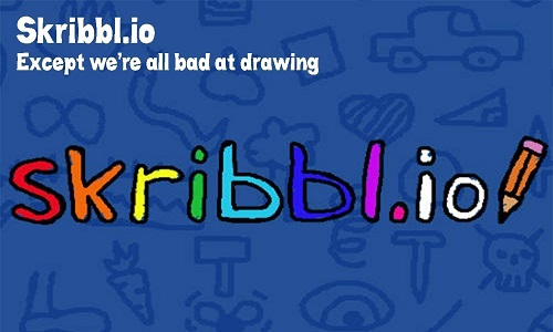 skribbl.io drawing
