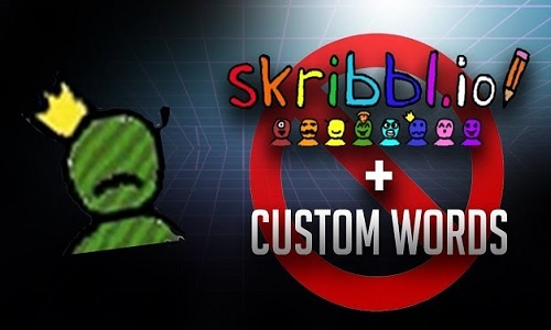 skribbl.io custom words