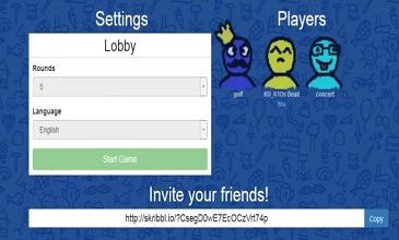 Photo of Skribbl.io Friend Finder